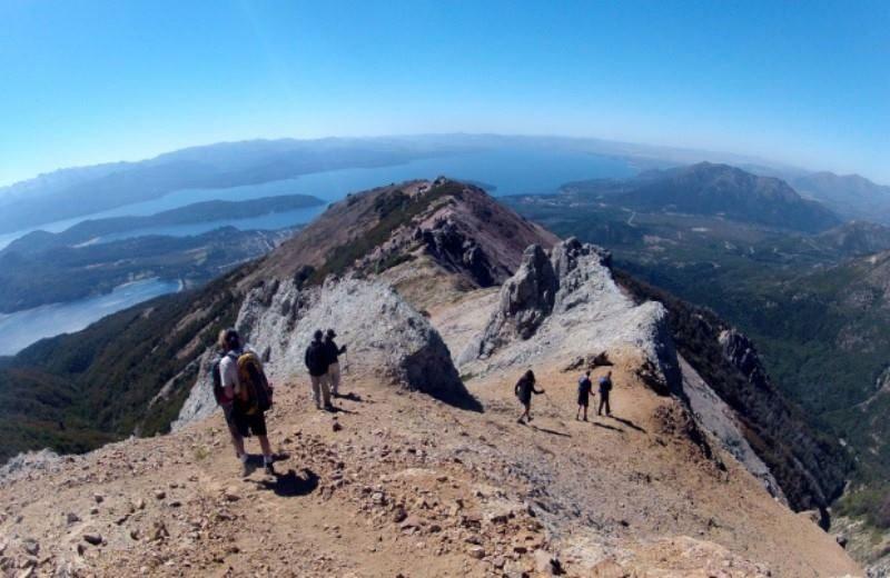 Bella Vista hill in Bariloche