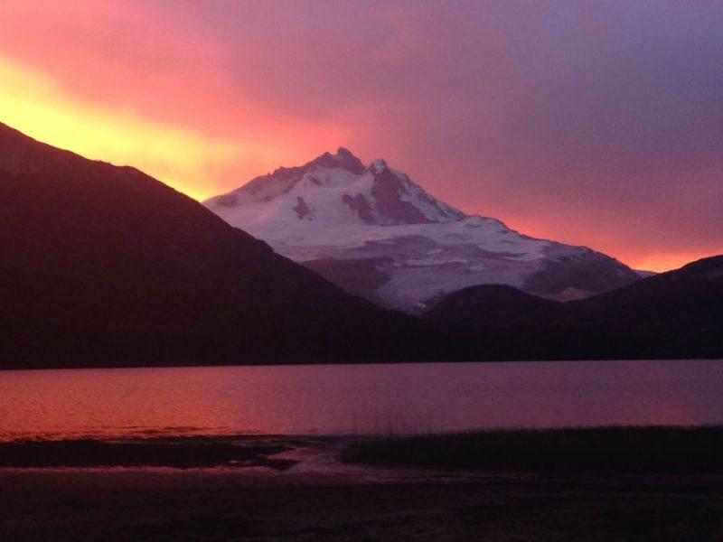 Five lagoons traverse in Bariloche